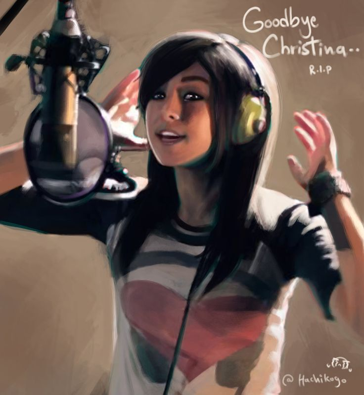 Christina Grimmie _ R.I.P by Hachiko88 《pinterest: @ninabubblygum》