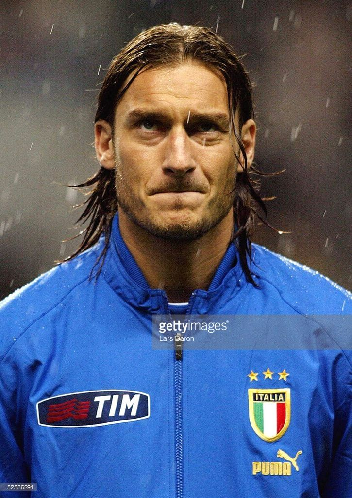 Francesco Totti - Euro 2004 #Captain #Legend #ASRoma #SerieA #Calcio #Totti #10 #Euro2004 #ItalyNT #Italia #Azzurri