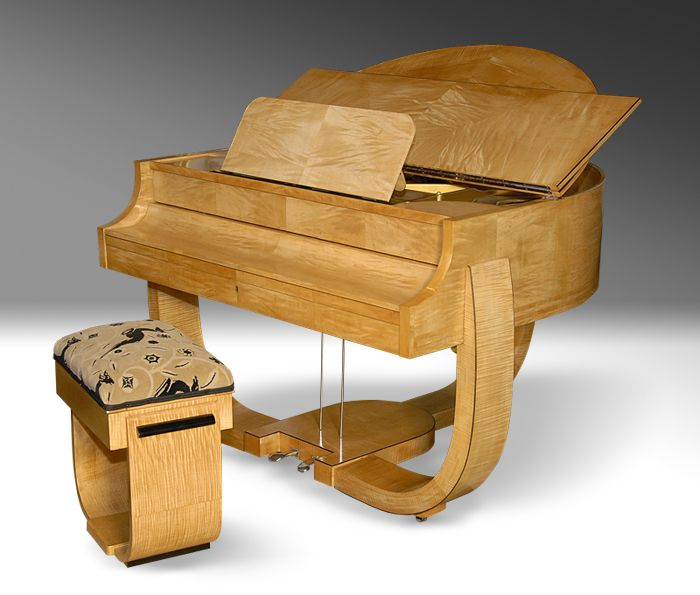 17 best images about pianos on pinterest antiques leeds for Piani art deco