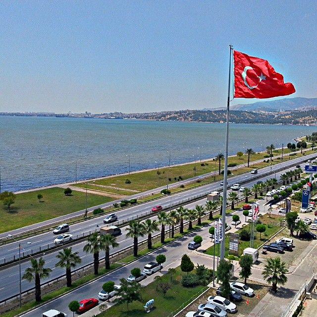 ✿ ❤ Bayraklı, İzmir...