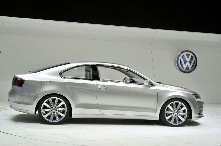 VW Jetta Coupe. Love it.