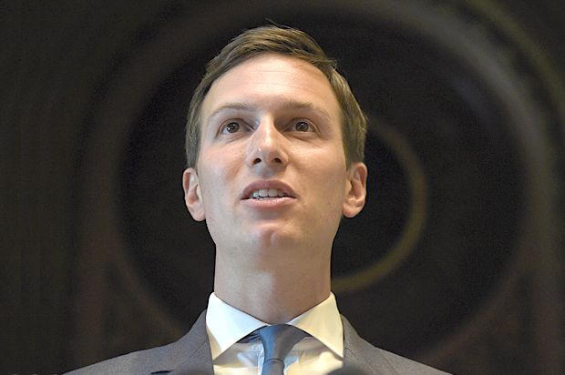 New bill would authorize FBI Director to revoke Jared Kushner's security clearance