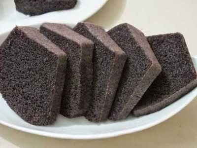 Bolu Ketan Hitam - Rahasia cara membuat video resep bolu ketan hitam panggang ncc tanpa mixer santan keju asli ricke ny liem fatmah bahalwan paling lembut ada disini.