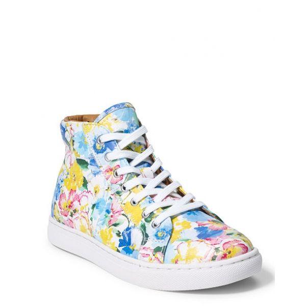 Dree Nappa Leather Sneaker
