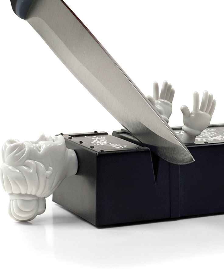 Sharp Act Knife Sharpener By Fred U0026 Friends #zulily #zulilyfinds