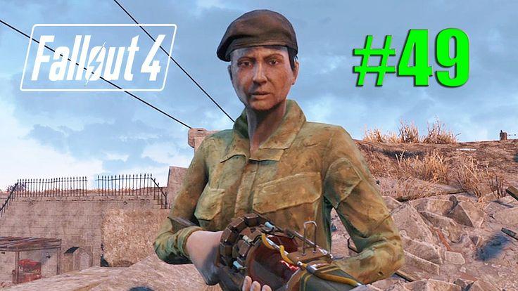 Fallout 4- Minutemen- Defend The Castle