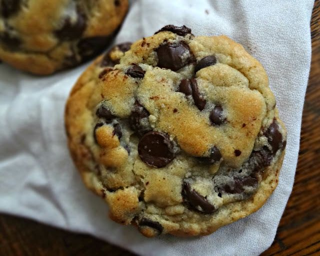The Cooking Actress: The New York Times Best Chocolate Chip Cookie Recipe