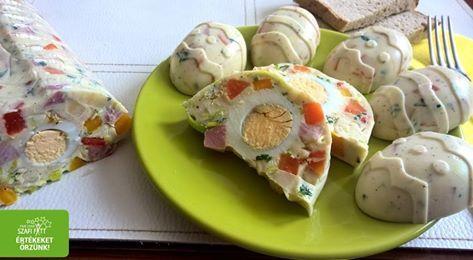 Paleo tojásrolád (gluténmentes, tejmentes recept)