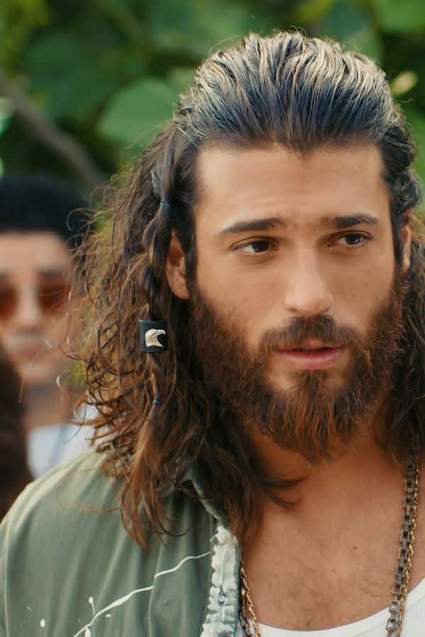 Can Yaman Wallpaper Beard Life Long Hair Styles Hair Styles