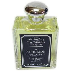 I have a nice bottle of Mr. Taylor cologne (if you're not wearing it now, start)