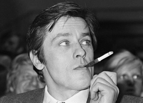 Photos de Alain Delon