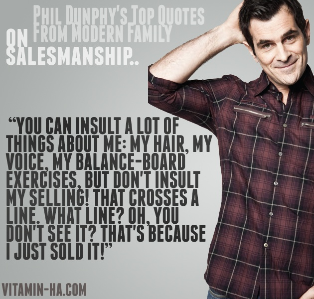 Phil Dunphy Quotes 3