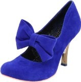 More graduation shoe options, to match the royal blue velvet of the PhD hood