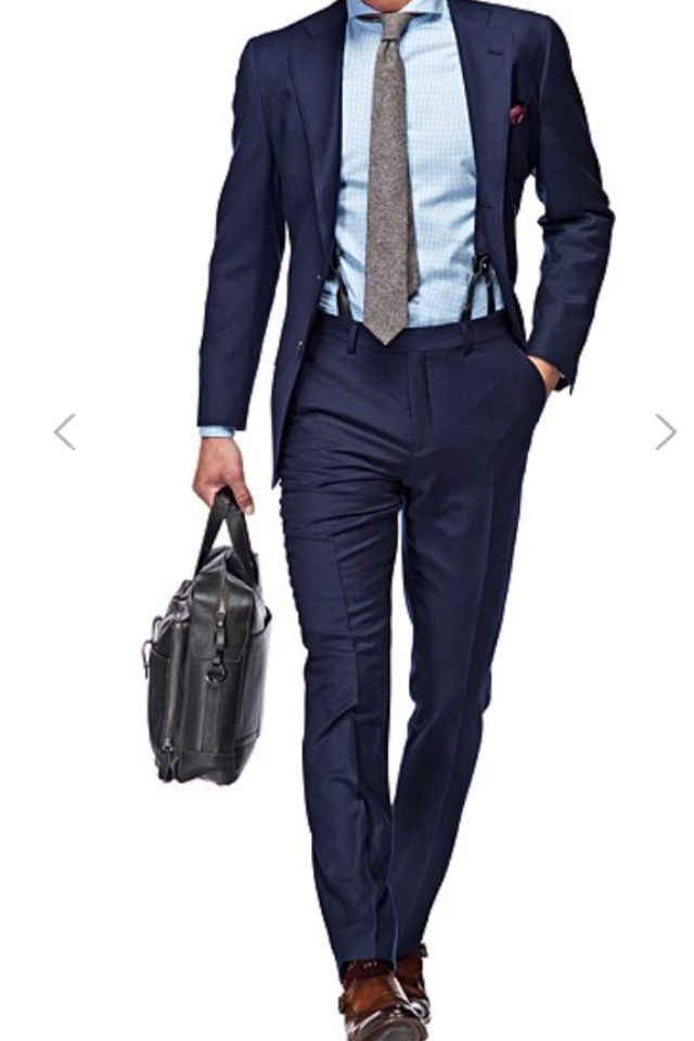 What Hair Styles Suit Braces Navy Blue Supply Love The Men S