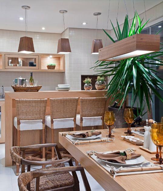 Varandas gourmet se transformam em espaços de convívio e lazer; veja projetos - Casa e Decoração - UOL Mulher