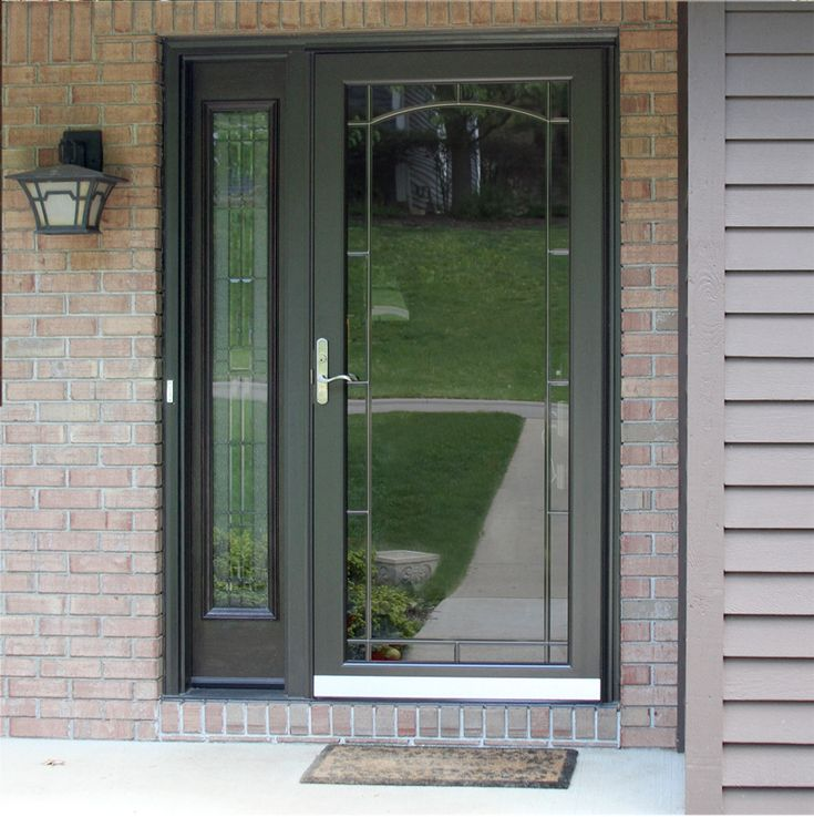 1000 ideas about storm doors on pinterest french doors for French storm doors