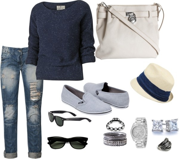 everyday, created by luisarpo on Polyvore