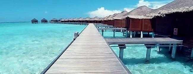 Malediwy na bogato. Zajrzyjcie z nami do luksusowego resortu