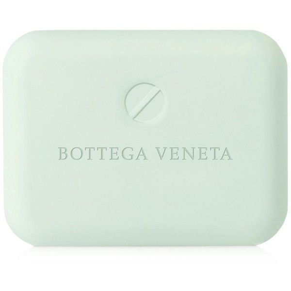 Bottega Veneta Essence Aromatique Perfumed Soap ($35) ❤ liked on Polyvore featuring beauty products, bath & body products, body cleansers, fillers, no color, cologne perfume, bottega veneta perfume, perfume cologne, eau de cologne and bottega veneta