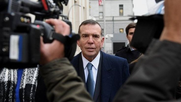 South America football corruption trial begins in New York https://tmbw.news/south-america-football-corruption-trial-begins-in-new-york  The trial has begun in New York of three former South American football officials accused of corruption as part of a major US inquiry.The men - Jose Maria Marin, Juan Ángel Napout and Manuel Burga - have been charged with racketeering, wire fraud and money laundering.They have pleaded not guilty.The former officials have been accused of taking millions of…
