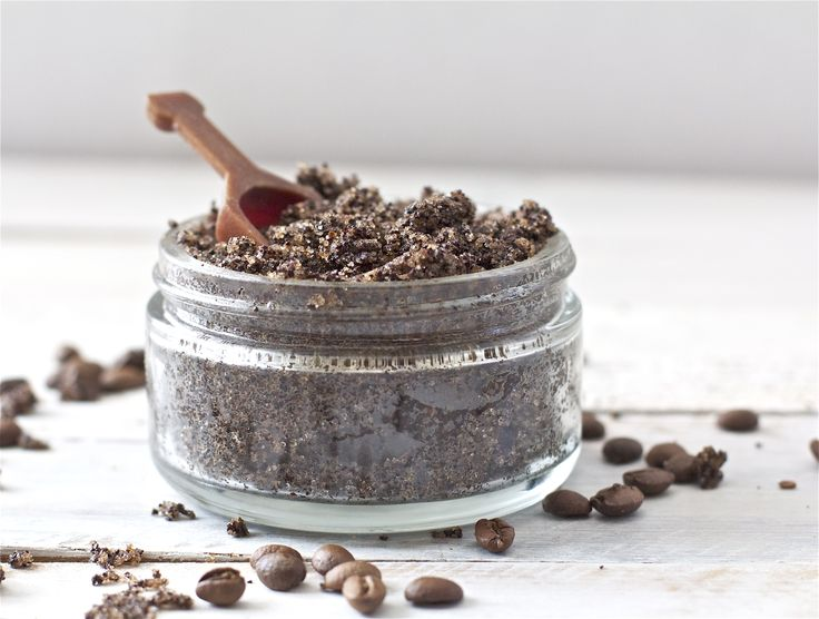Coffee/Vanilla Sugar Scrub Makes~20 ounces of scrub ½ c coconut oil 1 c fine/medium ground coffee (I used Medium Roast) 1 c raw sugar* 1 tbsp olive oil 1 whole vanilla bean pod 1.Melt coconut oil in microwave(not so hot it melts the sugar when you mix them together). 2.Mix coconut oil with coffee,sugar & olive oil. 3.Split whole vanilla pod lengthwise & scrape out beans into your sugar/coffee/oil mixture.Combine well. 4.Transfer to jars.Cut leftover vanilla bean pod & put in for added…