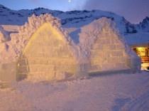 The Ice Hotel, Romania