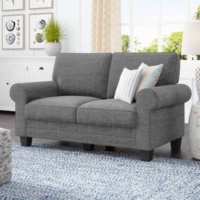 Tamalpais 73 Rolled Arm Sofa In 2020 Love Seat Furniture Couch And Chair Set