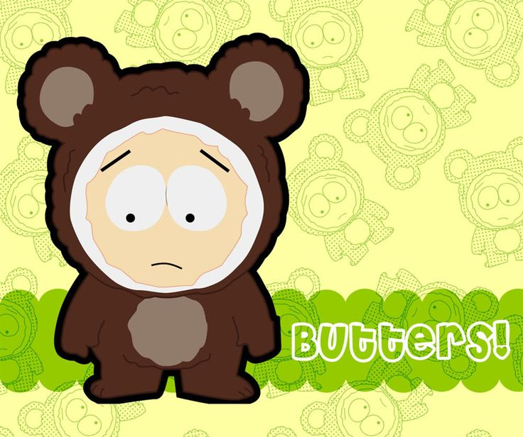 Favorite character from south park a random cluster - South park wallpaper butters ...