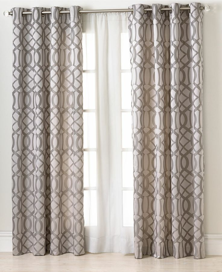 House design beautiful full blind window drapes blackout ...