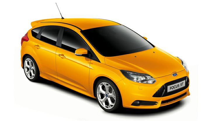 Ford Focus Tangerine Scream Car Ford Cars Vehicles