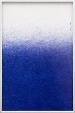 Irma Blank, 'Orizzonte,' 2005, P420