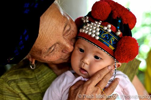 souls-of-my-shoes:  tashmccarroll:  Grandmothers Love, Luang Namtha Laos  #favorites