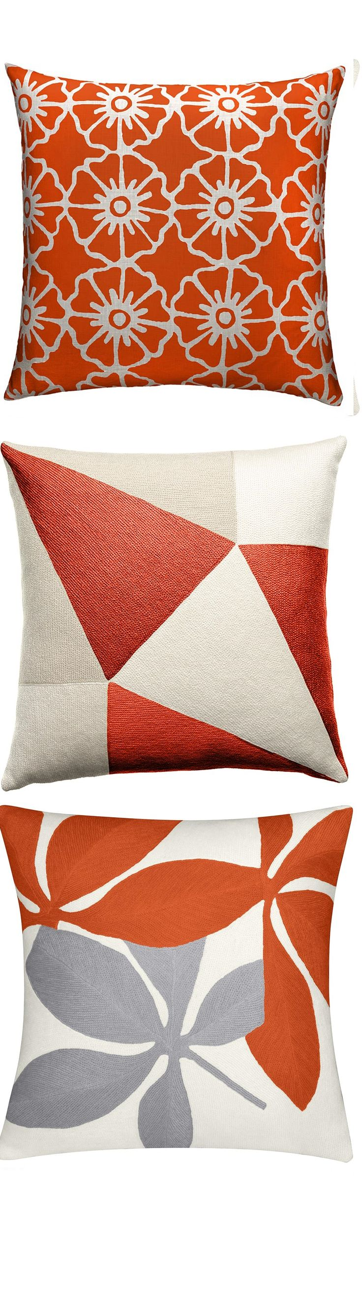 1000+ ideas about Orange Throw Pillows on Pinterest Throw Pillows, Decorative Pillows For Bed ...