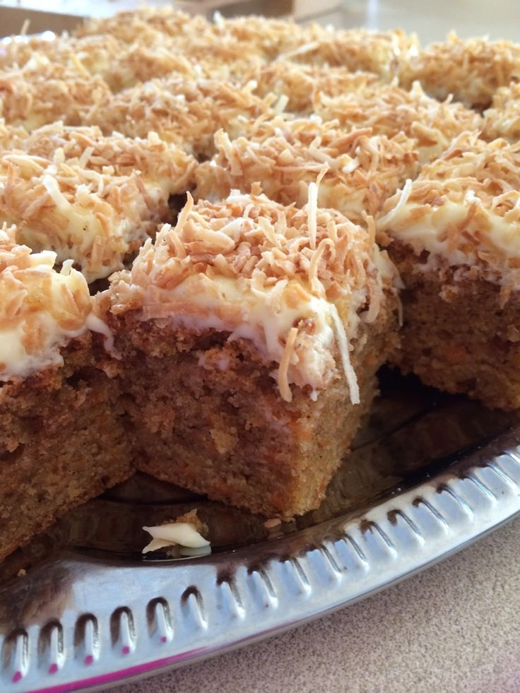 Kimmy's #Thermomix Moist Carrot Cake Recipe http://bit.ly/29RLrLi
