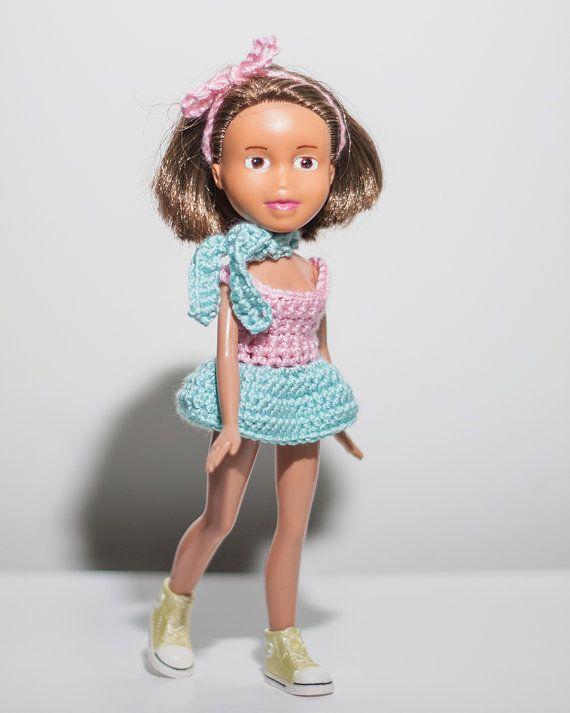 Upcycled doll Lisa  handmade custom dolls OOAK by Theordinarydiary