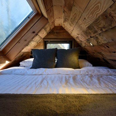 Get a taste of tiny-house living with this Airbnb stay in West Seattle.