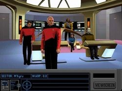 """John looks back at a classic #StarTrek PC game, filled with adventure, """"Star Trek: The Next Generation - A Final Unity""""!"""