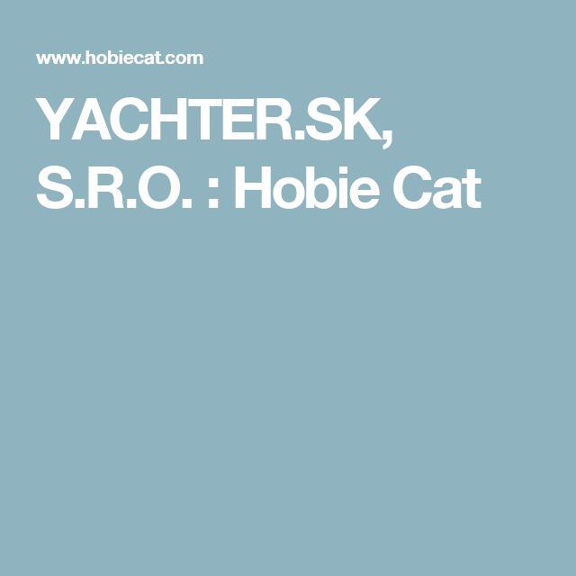 YACHTER.SK, S.R.O.  : Hobie Cat