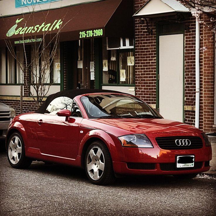 MK1 Audi TT Roadster #Audi #cars #car #quattro