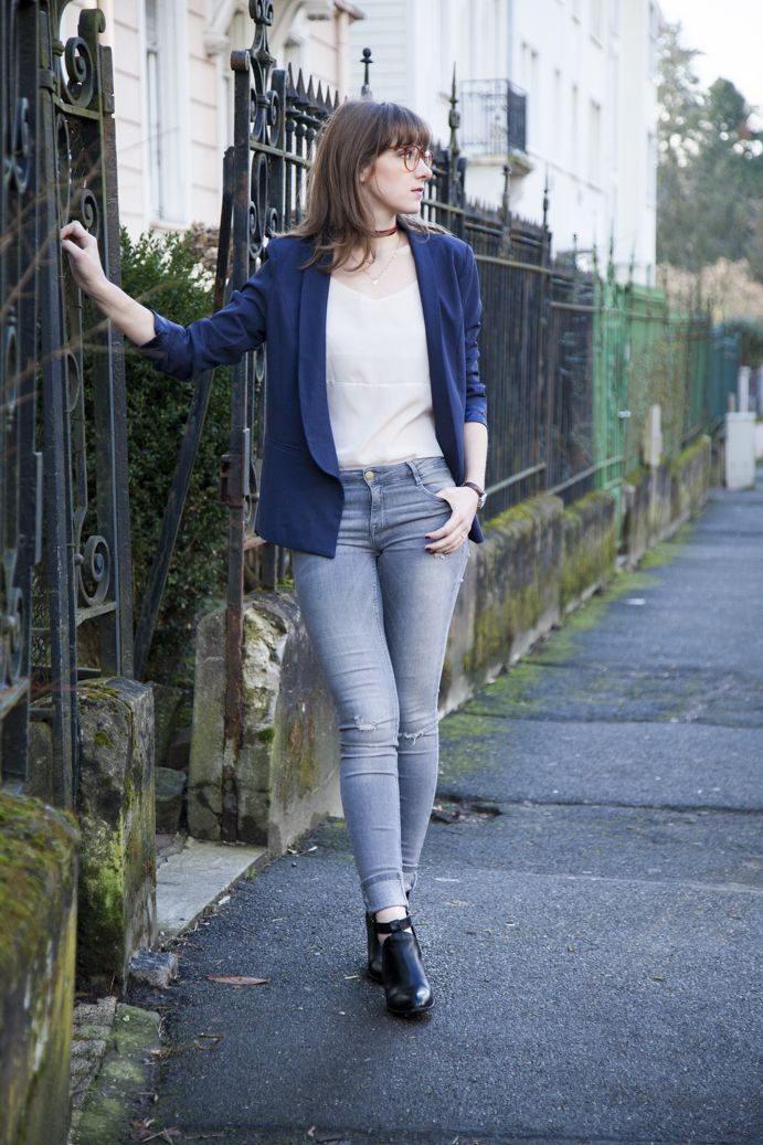 Classic outfit idea on www.tigerintheflowers.blogspot.com #ootd #fashion #style