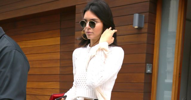 The white Kurt Geiger boots Kendall Jenner admits she practically lived in are back in stock, just in time for summer.