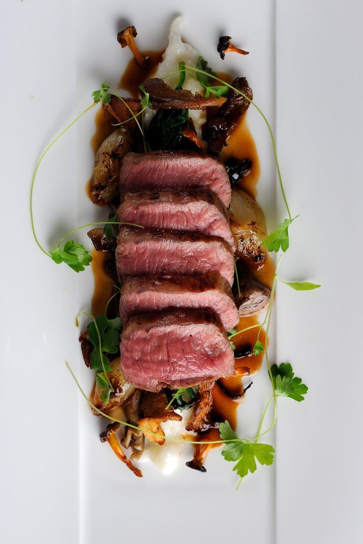 Lamb loin, Parmesan risotto and pan juices - Chris Horridge. This exceptional lamb loin recipe from Chris Horridge combines creamy Parmesan risotto with succulent lamb for a fantastic supper.