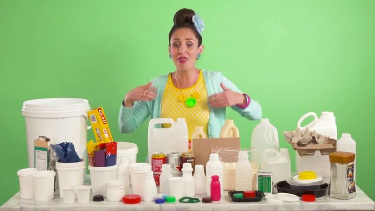 Suzelle DIY. Introduction to recycling