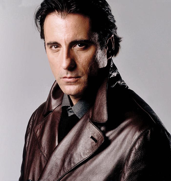 Andy Garcia - pretty much perfect for Zachariah Curram.