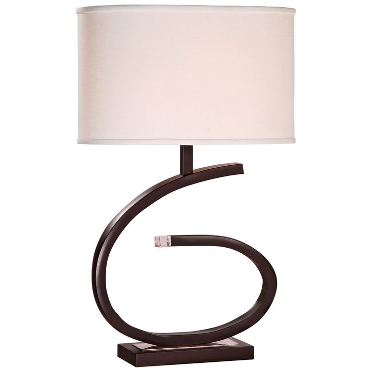 Aleyn M1442/123 Table Lamp with Night Lite - M1442/123