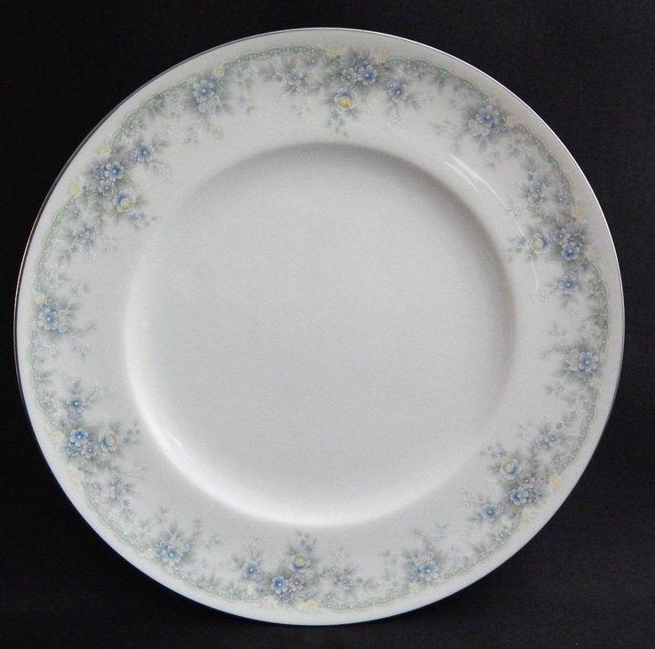 Noritake Ireland 3063 Limerick China / Dinner Plate 10-1/2  #Noritake & 24 best Noritake China images on Pinterest   Fine china Noritake ...