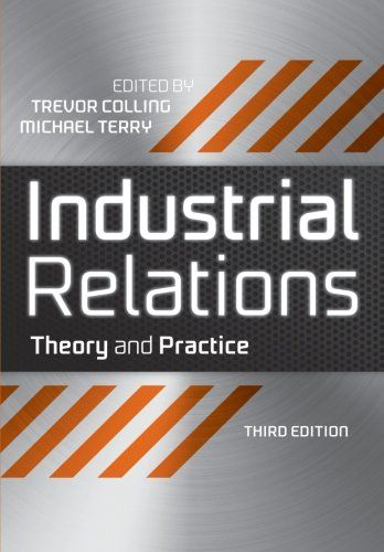 96 best economics images on pinterest economics finance and main industrial relations theory and practice industrial revolutions trevor colling mike terry main fandeluxe Choice Image