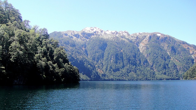 Puerto fuy - Chile