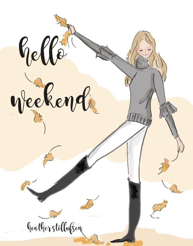 Fall Hello Weekend