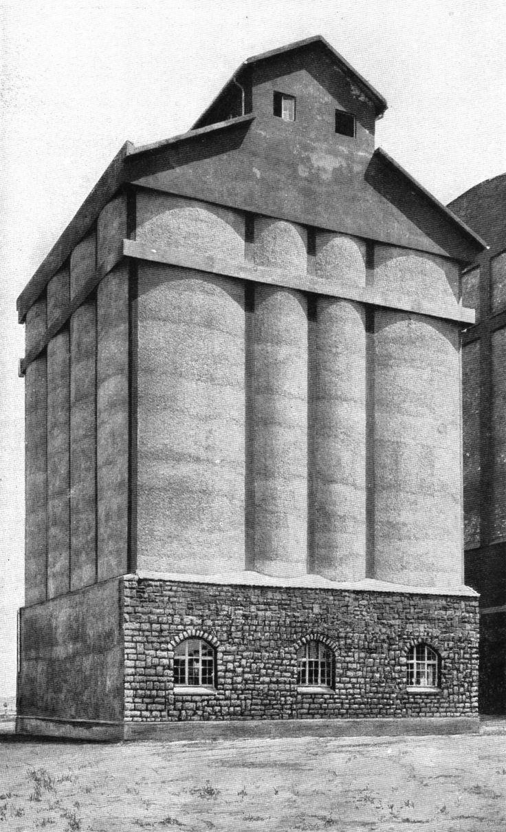 Getreidesilo; 1920s